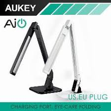 table l with usb charging port aukey lt t1 2a usb charging port with adjustable dimmable eye care