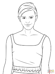 emma watson katy perry celebrities printable coloring pages