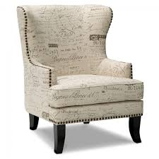 Leather Accent Chair Fabric Accent Chairs With Arms Blue And White Floral Chair Leather