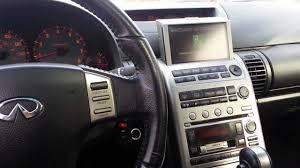 2007 Infiniti G35 Interior 2003 Infiniti G35 Coupe Inside Start Up Rev Navi Black Youtube