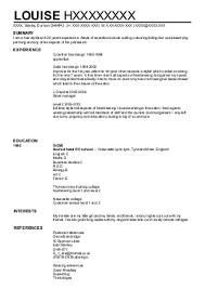 create my resume hairstylist resume exles makeup artist resume