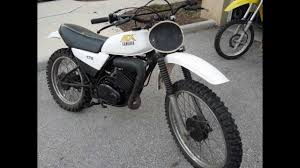 1979 yamaha mx175 enduro youtube