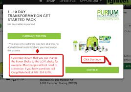 purium power shake purium enrollment help lose weight detox cleanse