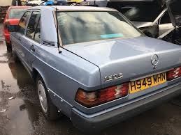 1991 mercedes 190 e manual petrol in rochester kent gumtree