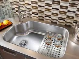 Beautiful Kitchen Faucets Sink Beautiful Contemporary Kitchen Design With Small Brown