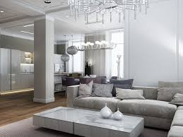 elegant modern living rooms big vase lamp shade ottoman coffee