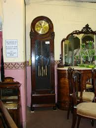 Grandfather Clock Weights Antique Longcase Clock Grandfather Clock Old Long Clock Box Clock