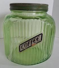 vintage glass canisters kitchen best 25 coffee jars ideas on jar lights garden