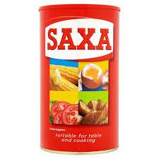 cuisine 750g saxa table salt 750g