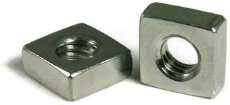 square nut 18 8 stainless steel 1 4 20 qty 100 amazon com