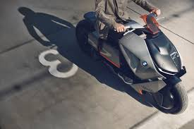 bmw motorrad concept link the reinvention of urban mobility on