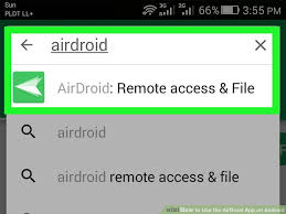 how to app on android how to use the airdroid app on android 15 steps with pictures