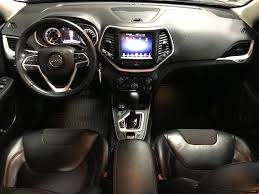 2016 jeep cherokee sport black rims used 2016 jeep cherokee leather backup camera 4 door sport