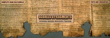 dead sea scrolls the preterist archive of realized eschatology