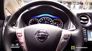 nissan note interior 2015 nissan note n tec exterior and interior walkaround 2015