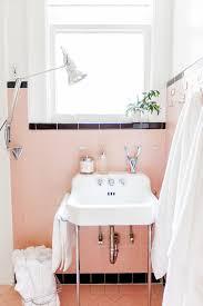 Vintage Bathroom Design Colors Bathroom Refresh Oh Happy Day I U0027m Having A Blush Crush