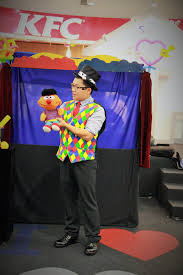 clowns for kids birthday in malaysia allan friends studios children s party entertainment in malaysia allan friends studios