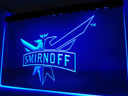 Neon Sign Home Decor Online Get Cheap Smirnoff Neon Sign Aliexpress Com Alibaba Group