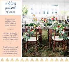 bridal garland 15 ways to hang a wedding garland you wish you thought of ftd