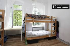 Beds For Rent In Shared Rooms In Apartment In Pankow Berlin - Rent bunk beds