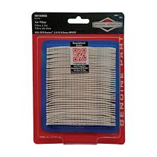 briggs u0026 stratton air filter cartridge 5043k small engine