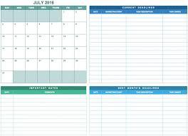 free powerpoint calendar template 2014 2016 calendars excel