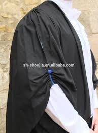 black graduation cap and gown high quality uk style royal college black graduation cap and gown
