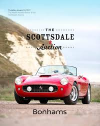 the scottsdale auction jan 19 2017 by guido maraspin issuu