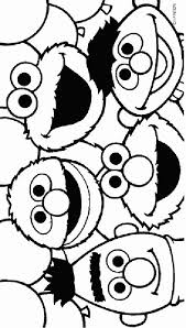 sesame street archives page 6 of 7 free printable coloring