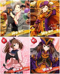 halloween card game sidem eng on twitter