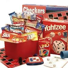 Game Night Gift Basket Amazon Com Card And Board Game Care Package Gift Idea For Kids