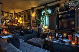 themed house haunted horror themed house in seattle offbeat home