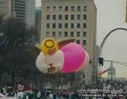 st louis thanksgiving parade