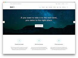 bootstrap themes header 30 best bootstrap wordpress themes 2018 colorlib