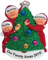 personalized christmas for kids single 2 kids decorating tree personalized