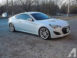 2013 hyundai genesis 2 0t for sale 2013 hyundai genesis coupe 2 0t r spec tastefully modded for sale