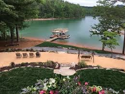 Blue Ridge Landscaping by Epic Lake Playground In Blue Ridge Mtns Sle Vrbo