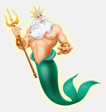 king triton disney wiki fandom powered wikia