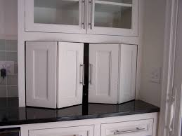Kitchen Cabinet Lift Frosted Glass Vertical Lift Doors On Standard Kitchen Cabinets