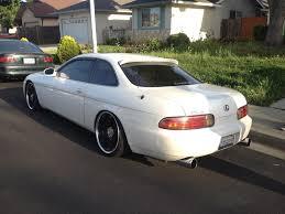 lexus sc300 for sale california ca 1992 lexus sc300 5spd white black clean title 5600