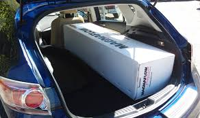 Ford Escape Trunk Space - 2012 mazda 3 long term road test cargo space