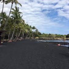 black sand beach hawaii punalu u black sand beach 735 photos 241 reviews beaches