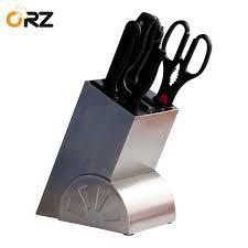 knife blocks orz creative kitchen knife block multifunctional kitchen accessories