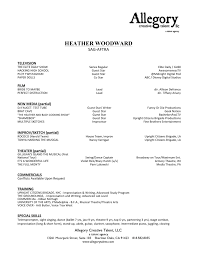 abc writing paper resume heather woodward s website click here to download writing directing resume