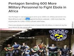 Us Military Memes - us sending military to fight ebola by arcronoz88 meme center