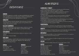 breakfast u0026 lunch menu legends bucerias