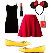 Mickey Mouse Halloween Costume Teenager Minnie Mouse Diy Teen Halloween Costumes Bing Images Crafty