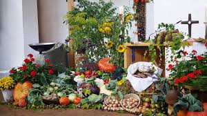 free images harvest church garden decoration