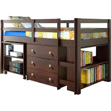 full image for storage loft bed with desk bundle savannah storage loft bed with desk white