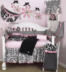 Discount Nursery Bedding Sets by Girly 8pc Crib Bedding Set